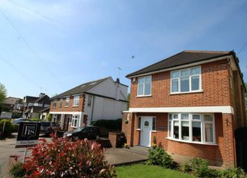 Thumbnail 3 bed detached house for sale in Shorter Avenue, Shenfield, Brentwood