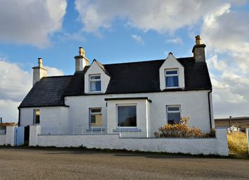 Thumbnail 3 bed detached house for sale in Cross, Ness, Isle Of Lewis
