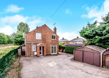 Thumbnail 3 bed detached house to rent in Station Road, Lidlington, Bedford