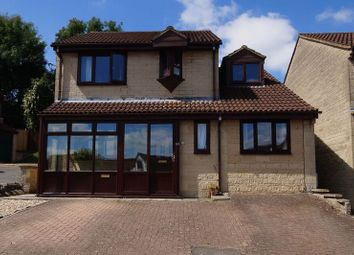 Thumbnail 4 bed detached house for sale in St. Marys Rise, Writhlington, Radstock