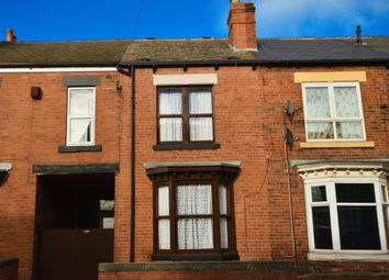 Thumbnail 3 bedroom terraced house for sale in Poole Road, Sheffield