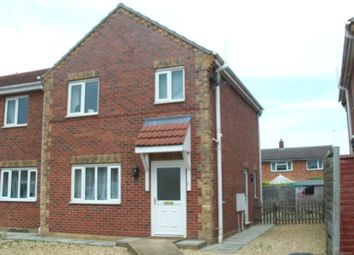 Thumbnail 3 bed terraced house to rent in Richmond Way, Leverington
