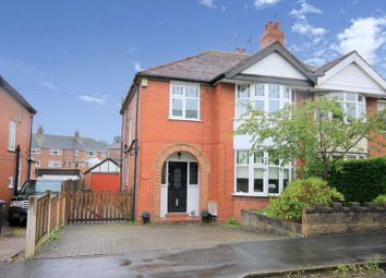 Thumbnail 3 bed semi-detached house for sale in Oakdene Avenue, Newcastle-Under-Lyme