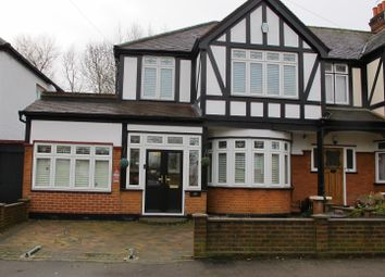 Thumbnail 4 bed semi-detached house for sale in Darnley Road, Woodford Green