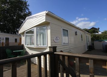 Thumbnail 2 bedroom mobile/park home for sale in Orchard Park, Devon Hills Holiday Village, Totnes Road, Paignton