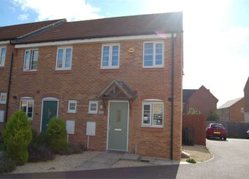 Thumbnail 2 bed detached house to rent in Newbury Crescent, Bourne
