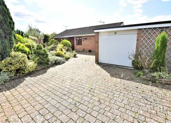 Thumbnail 3 bed detached bungalow for sale in Abbey Road, Watton, Thetford
