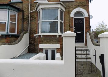 Thumbnail 2 bed flat for sale in Gillingham Road, Gillingham