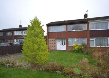 Thumbnail 3 bed semi-detached house for sale in Puxley Road, Deanshanger, Milton Keynes