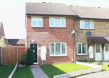 Thumbnail 3 bed end terrace house for sale in Finisterre Close, Hill Head, Fareham