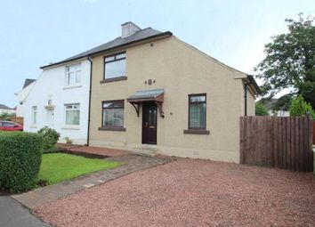 Thumbnail 3 bed semi-detached house for sale in Barshaw Drive, Paisley, Renfrewshire