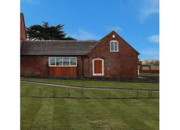 Thumbnail 2 bed barn conversion for sale in Pottal Pool Road, Stafford