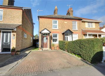 2 bed semi-detached house for sale in Prairie Road, Addlestone, Surrey KT15