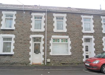 2 bed terraced house for sale in Margam Street, Cymmer, Port Talbot, West Glamorgan SA13