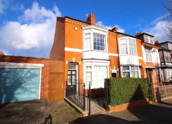 Thumbnail 4 bed end terrace house for sale in Upperton Road, Leicester