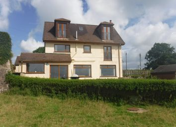 Thumbnail 5 bed detached house for sale in Seven Lights, Penmaen, Gower