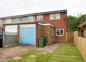 Thumbnail 3 bed end terrace house for sale in Avondale Avenue, Staines-Upon-Thames, Surrey