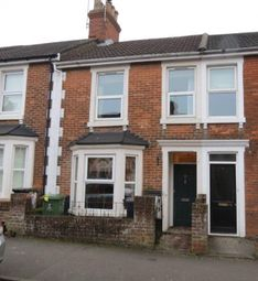 Thumbnail 3 bed terraced house to rent in Avenue Road, Old Town, Swindon