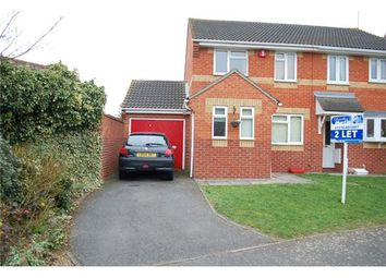 Thumbnail 3 bed semi-detached house to rent in Alderton Road, Orsett, Grays