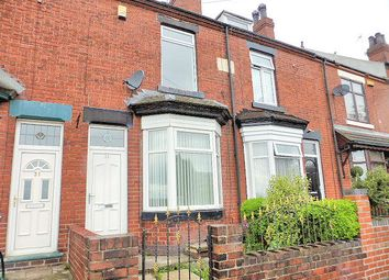 Thumbnail 2 bed terraced house to rent in Hampden Road, Mexborough