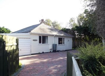 Thumbnail 4 bed detached bungalow for sale in St. Peters Lane, Trusthorpe, Lincs.