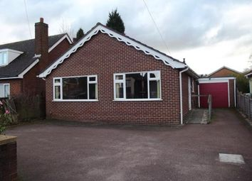 Thumbnail 2 bed bungalow for sale in Ogley Road, Brownhills, Walsall, West Midlands