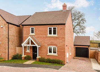 Thumbnail 3 bed detached house to rent in Merlin Close, Bodicote
