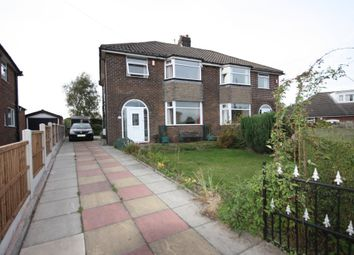Thumbnail 3 bedroom semi-detached house to rent in Highfield Avenue, Kidsgrove, Stoke-On-Trent