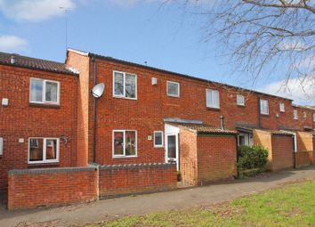 Thumbnail 3 bedroom terraced house for sale in Exhall Close, Redditch