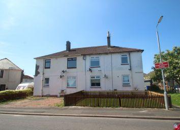 Thumbnail 2 bed flat for sale in 8, Lane Crescent, Drongan, South Ayrshire KA67Ag
