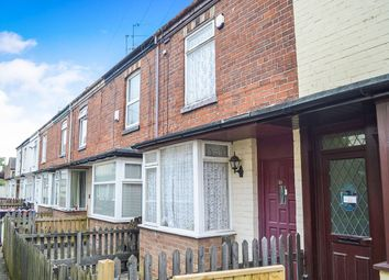 Thumbnail 2 bedroom terraced house for sale in Irene Avenue, Durham Street, Hull