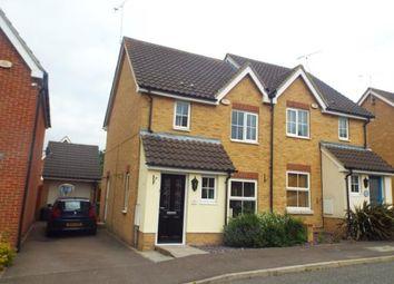 Thumbnail 3 bed semi-detached house for sale in Laindon, Basildon, Essex