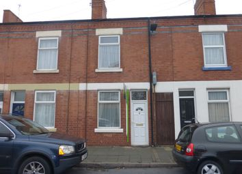 Thumbnail 2 bedroom terraced house for sale in Balfour Street, Leicester
