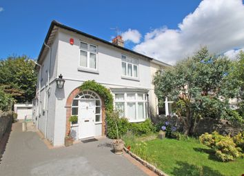 Thumbnail 3 bed semi-detached house for sale in Hartley Park Gardens, Hartley, Plymouth, Devon