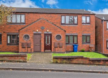Thumbnail 2 bed flat for sale in Wimblebury Road, Wimblebury, Cannock