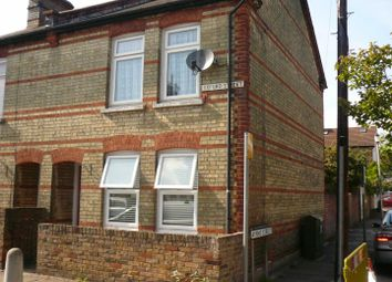 Thumbnail 2 bed maisonette to rent in Oxford Street, Watford