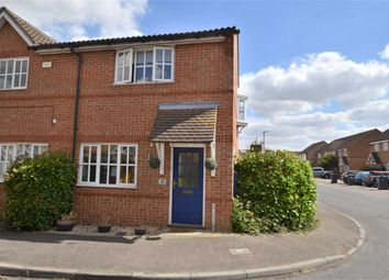 Thumbnail 2 bed semi-detached house for sale in Wansbeck Close, Great Ashby, Stevenage, Herts