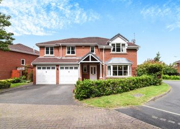 Thumbnail 5 bedroom detached house for sale in Rockingham Lane, Warndon, Worcester