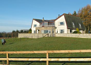 Thumbnail 6 bed equestrian property for sale in Forestmill, Near Dollar