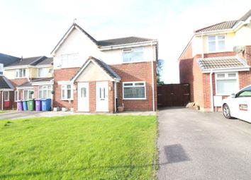 Thumbnail 2 bed semi-detached house for sale in Fulford Close, Liverpool, Merseyside