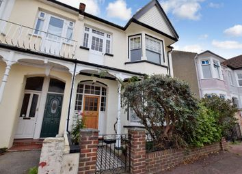 Thumbnail 3 bedroom semi-detached house for sale in Ramuz Drive, Westcliff-On-Sea