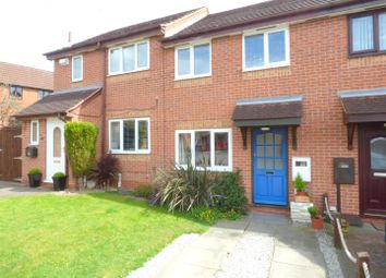 Thumbnail 2 bed town house for sale in Lydstep Close, Oakwood, Derby