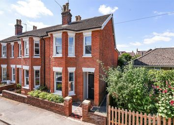 Thumbnail 3 bed end terrace house for sale in Lansdowne Road, Alton