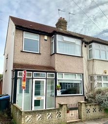 Thumbnail 3 bed end terrace house for sale in Clive Road, Enfield, Middlesex