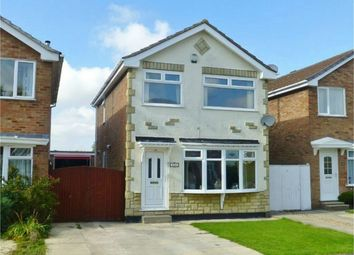 Thumbnail 3 bed detached house to rent in Stirrup Close, Acomb, York