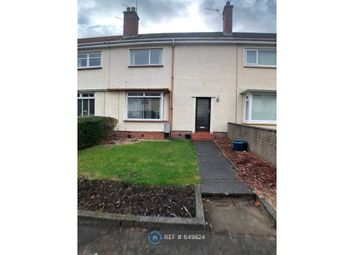 Thumbnail 3 bed terraced house to rent in Hayhill, Ayr