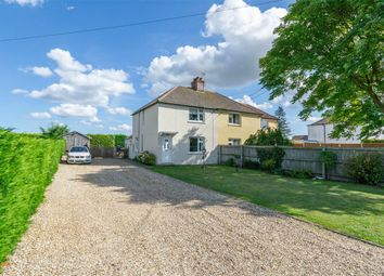 Thumbnail 3 bed semi-detached house for sale in Walkers Close, Burnham Market, King's Lynn