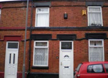 Thumbnail 2 bed terraced house to rent in Bruce Street, New Town, St Helens