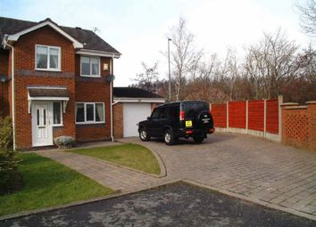 Thumbnail 3 bedroom mews house to rent in Oriole Drive, Worsley, Manchester