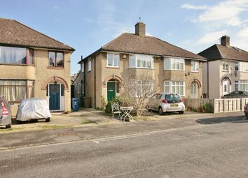 Thumbnail 3 bed semi-detached house to rent in Edgeway Road, Marston, Oxford